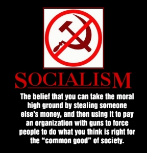 Socialism - Force Common Good